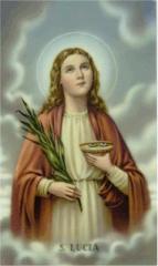 Saint Lucy